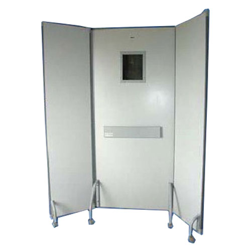 Rege Radiation Three Panel Protection Screen